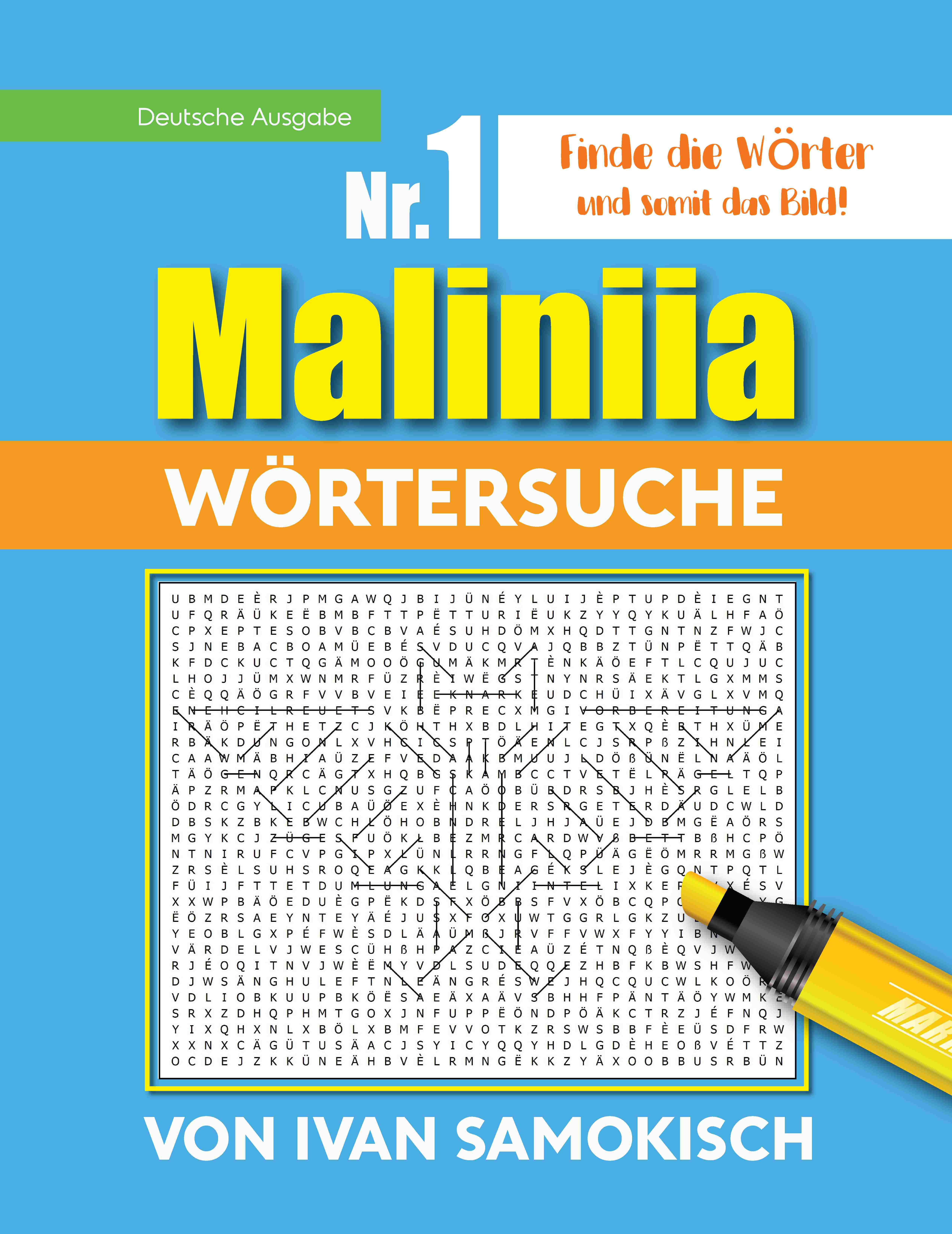 Maliniia Vol. 1 Deutsch